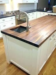 sealing butcher block countertops sealing a butcher block with walnut butcher block how seal butcher block