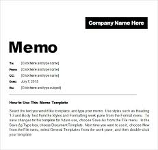 Business Memorandum Examples Effective Business Memos And Formatting Basics In Microsoft