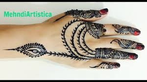 Saudi Arabia Henna Designs Khafif Saudi Heena Mehndi Designs For Upper Side Hands Unique Beautiful Ornamental Mehendi