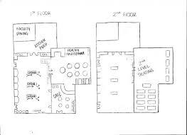 Best Coffee Shop Layout  Coffee Shop Floor Plan Layout  Best Cafeteria Floor Plan