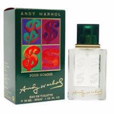 Мужской аромат POUR HOMME <b>ANDY WARHOL</b> – доступные ...