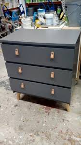 Commode Malm Esprit Vintage Säilytys In 2019 Ikea Malm Hack