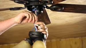 Replace Fan Light Fixture How To Change A Light Fixture On A Ceiling Fan Ceiling Fan Projects
