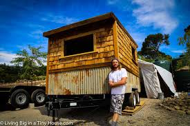 tiny house workshop. The Ultimate Solar-Powered Mobile Tiny House Workshop | Living Big In A