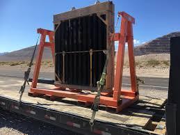 caterpillar triple seven 777 folded core haul truck mining radiator