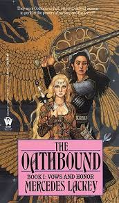 Author of the heralds of valdemar, elemental masters, serrated edge, bardic voices, bardic choices, hunter. The Oathbound Vows And Honor 1 By Mercedes Lackey