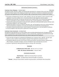 Compliance Resume Enchanting Compliance Manager Resume Software Project Manager Resume Compliance