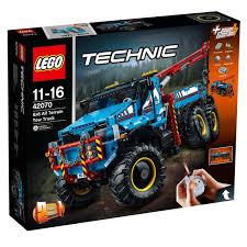Lego 42070 Technic 6x6 All Terrain Tow Truck Lego Technic Ireland