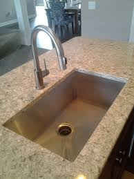 Bailey Cabinet Company Kitchen Sink Stainless Steel Undermount Sink Cambria Quartz