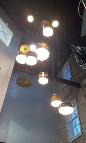 handmade lighting design. Handmade #Lighting Design Project From Recycled Drums #interiordesign # #lightingdesign Lighting