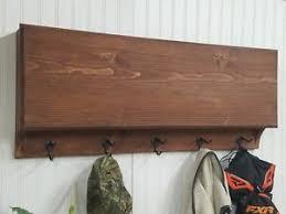 Gun Coat Rack ENTRYWAY MUDROOM COAT RACK SECRET HIDDEN GUN CONCEALMENT CONCEAL 30