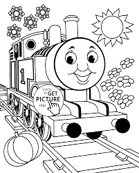 Small Picture and friends coloring pages for kids printable free
