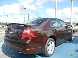 Cinnamon Metallic  Ford Fusion SE V Exterior Photo - Ford fusion exterior colors