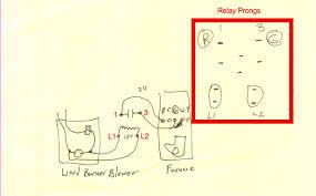 fan control center relay and transformer wiring diagram wirdig