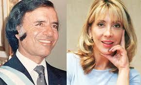 El romance que Cristina Tocco tuvo con Carlos Menem durante los años 70 ya se conocía. Pero esta mañana, en Mujeres Primero, la vedette argentina elogió ... - 1813709