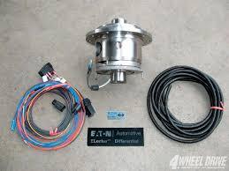 eaton e locker wiring eaton image wiring diagram 1009 4wd 02 jeep wrangler tj axle upgrades eaton elocker kit on eaton e locker wiring