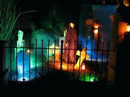 halloween lighting tips. Halloween Outdoor Lighting Lovely On Interior Tips My Home Haunt Garden Ideas