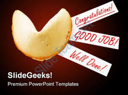 congratulation templates congratulation cookies business powerpoint backgrounds and templates