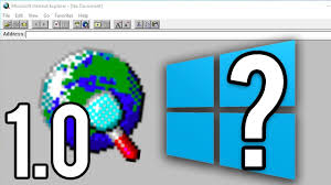 Do one of the following: Internet Explorer 1 0 On Windows 10 Youtube