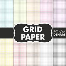 Digital Papers Grid Paper