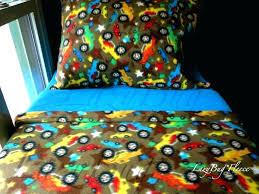 monster truck bedding set zoom comforter full twin bed sheets jam truc