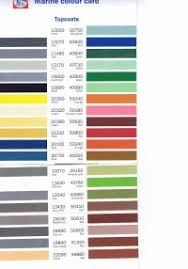 8 Best Images Of Outboard Paint Color Chart