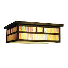 lights zoom craftsman flush mount ceiling light indoor springdale lighting