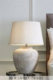 bedside table lamps. Lydford Table Lamp Bedside Lamps E