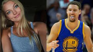 UCLA Volleyball Baddie Sabrina Smith Tries to Slide into Klay Thompson's  DMs - YouTube
