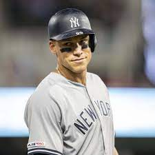 Yankees superstar Aaron Judge ...