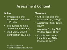 Assessment of Complex Trauma   National Child Traumatic Stress