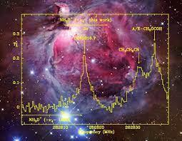 Detectado amonio en el espacio por primera vez | Cosmo Noticias