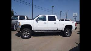 2013 Chevy 2500 Diesel Lifted Rocky Ridge Conversion Truck For ...