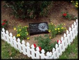 This Is A Granite Pet Memorial Stone In Someoneu0027s Backyard Garden Dog Burial Backyard