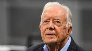Jimmy Carter jokes 'I hope there is an ...