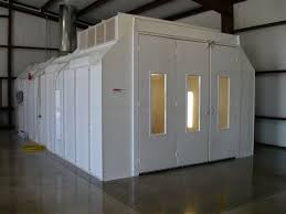 Downdraft Paint Booth Design Pdf Ez Modified Downdraft Auto Paint Booth Col Met Efs