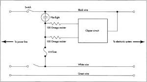 how surge suppressor is made material history used components circuit diagram of a surge suppressor