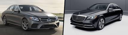 Including destination charge, it arrives with a manufacturer's suggested. 2019 Mercedes Benz E Class Vs S Class Fort Mitchell Ky