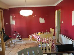 Red Kitchen Paint Remodelaholic Beautiful White Kitchen Update With Chalk Paint