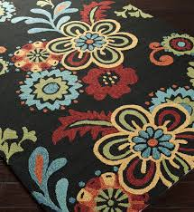 contemporary hand hooked rug surya som7707 3353 storm 3 3 by 5 3 undefined