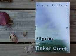 tcc reads pilgrim at tinker creek by annie dillard the catholic  pilgrim at tinker creek