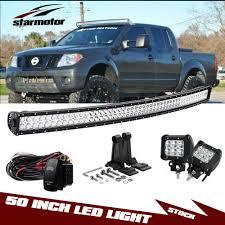2012 Nissan Frontier Light Bar