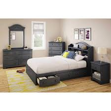 Summer Breeze Bedroom Set Best Of South Shore Summer Breeze Full Mates Bed  With Three Drawers Free