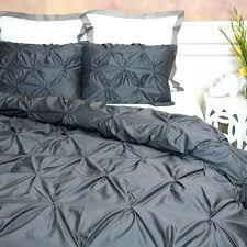 charcoal grey duvet cover nz dark grey bedding home ideas 736x736 a tealcharcoal linen duvet