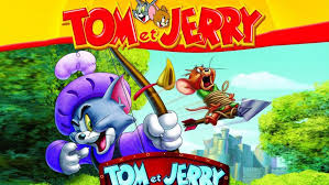 tom and jerry cartoon robin hood and