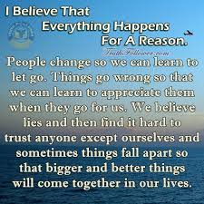 Everything Happens For A Reason Quotes Enchanting All Things Happen For A Reason Happen Quotes