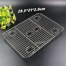 popular oven wire buy cheap oven wire lots from china oven wire Oven Wire Size medium size 29 5*21cm hard stainless steel wire baking oven bread rack cooling racks bakery wire size for oven