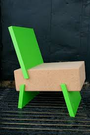 cork furniture. Minimalist Cork Made Furniture By Daniel Michalik
