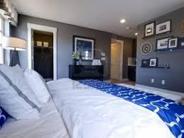 Modern Blue Bedrooms Modern Blue Master Bedroom Luxhotelsinfo