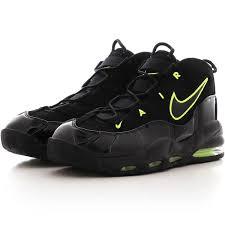 Nike Air Max Uptempo 95 Black Volt Bei Kickz Com